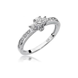 Diamonds Pierścionki z diamentami W199B042B