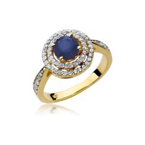 Diamonds Pierścionki z diamentami W274S100Z