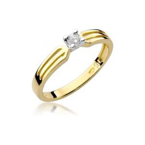 Diamonds Pierścionki z diamentami W226B010Z