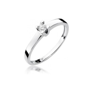 Diamonds Pierścionki z diamentami W252B012B