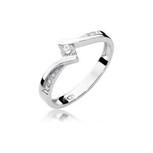 Diamonds Pierścionki z diamentami W177B016B