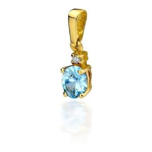 Diamonds Zawieszki z diamentami Z1T050Z