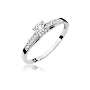 Diamonds Pierścionki z diamentami W34B013B