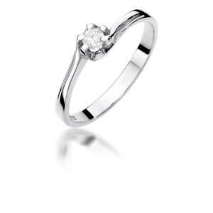 Diamonds Pierścionki z diamentami W163B010B