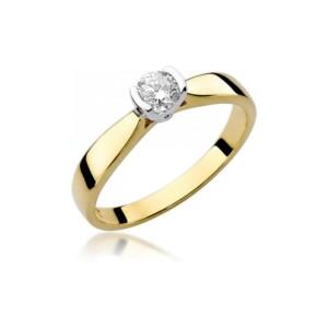 Diamonds Pierścionki z diamentami W223BB025Z