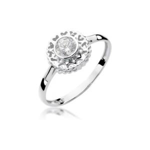 Diamonds Pierścionki z diamentami W149B030B