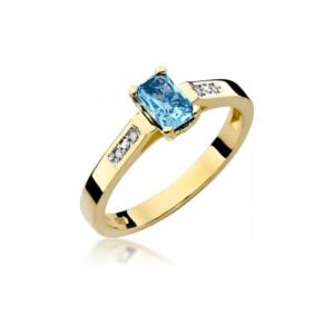 Diamonds Pierścionki z diamentami W78T065Z