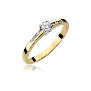Diamonds Pierścionki z diamentami W258B019Z