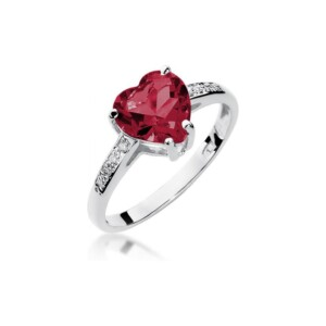 Diamonds Pierścionki z diamentami W31R170B
