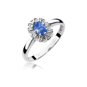 Diamonds Pierścionki z diamentami W304TA040B