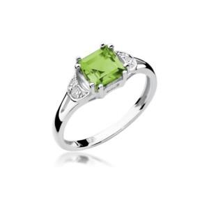 Diamonds Pierścionki z diamentami W40BO110B