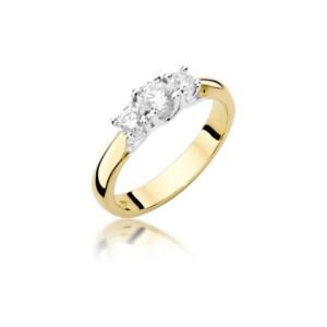 Diamonds Pierścionki z diamentami W344B049Z