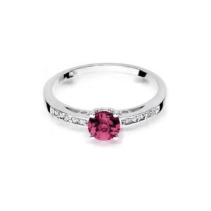 Diamonds Pierścionki z diamentami W66R060B