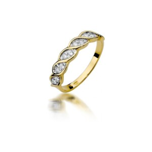 Diamonds Pierścionki z diamentami W349B020Z