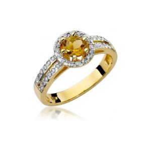 Diamonds Pierścionki z diamentami W87C050Z