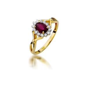 Diamonds Pierścionki z diamentami W182R060Z