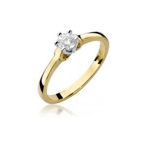 Diamonds Pierścionki z diamentami W296B025Z