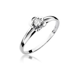 Diamonds Pierścionki z diamentami W57B010B