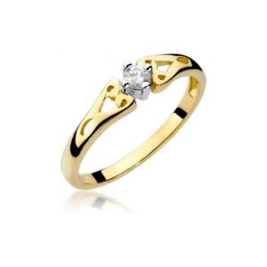 Diamonds Pierścionki z diamentami W13B010Z