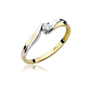Diamonds Pierścionki z diamentami W211B010Z