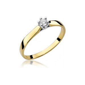 Diamonds Pierścionki z diamentami W222B010Z