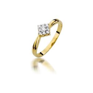 Diamonds Pierścionki z diamentami W275B009Z