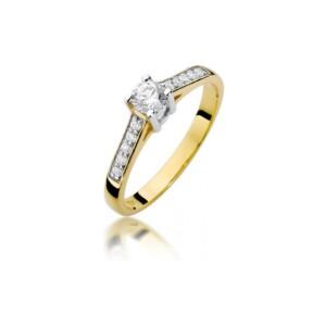 Diamonds Pierścionki W398B042Z
