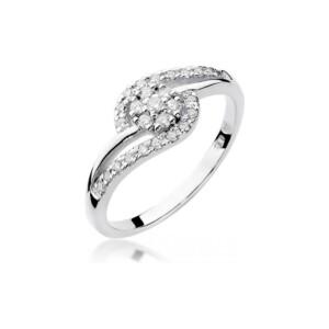 Diamonds Pierścionki z diamentami W184B017B