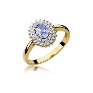 Diamonds Pierścionki z diamentami W303TA040Z