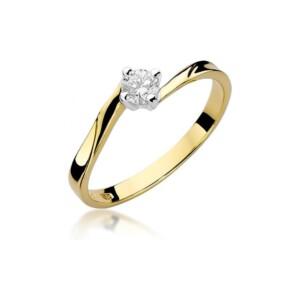 Diamonds Pierścionki z diamentami W243B020Z