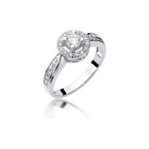 Diamonds Pierścionki W363B051B