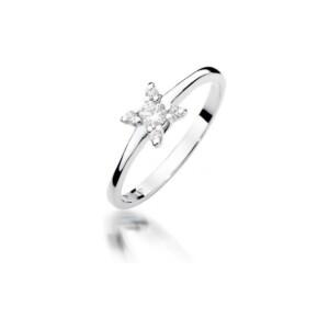 Diamonds Pierścionki W376B019B