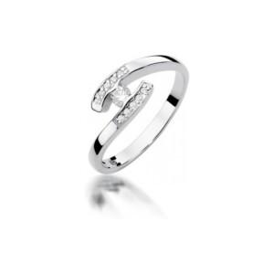 Diamonds Pierścionki z diamentami W372B019B