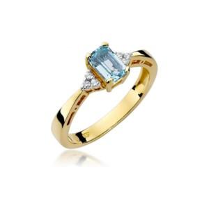 Diamonds Pierścionki z diamentami W2T060Z