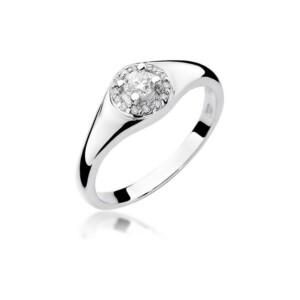 Diamonds Pierścionki z diamentami W41B017B