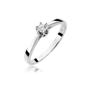 Diamonds Pierścionki z diamentami W295B012B