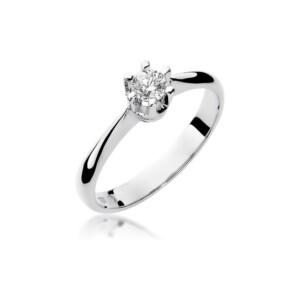 Diamonds Pierścionki z diamentami W36B023B
