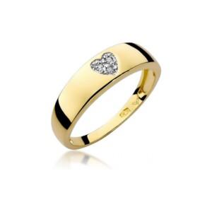 Diamonds Pierścionki z diamentami W64B003Z