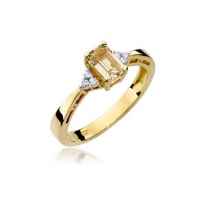 Diamonds Pierścionki z diamentami W2C060Z