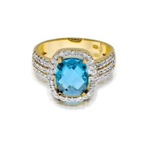 Diamonds Pierścionki z diamentami W313T300B