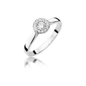 Diamonds Pierścionki W362B022B