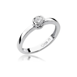 Diamonds Pierścionki z diamentami W131B025B