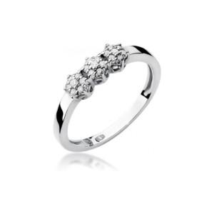 Diamonds Pierścionki z diamentami W104B012B