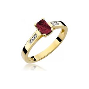 Diamonds Pierścionki z diamentami W78R080Z
