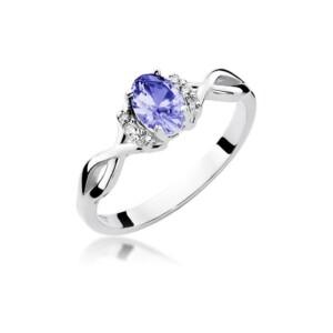 Diamonds Pierścionki z diamentami W19TA040B