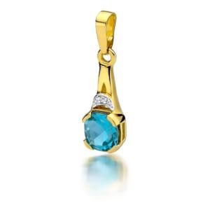 Diamonds Zawieszki z diamentami Z40T110Z