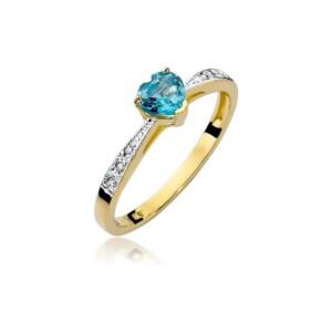 Diamonds Pierścionki z diamentami W65T030Z