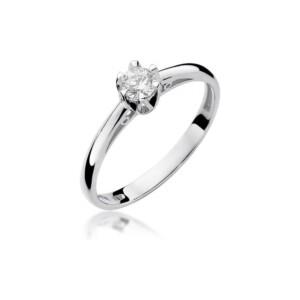 Diamonds Pierścionki z diamentami W133B015B