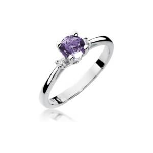 Diamonds Pierścionki z diamentami W17A050B