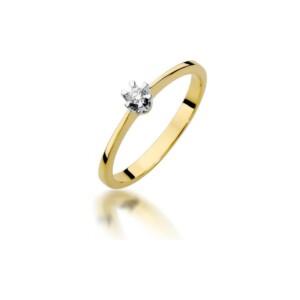 Diamonds Pierścionki z diamentami W111B004Z